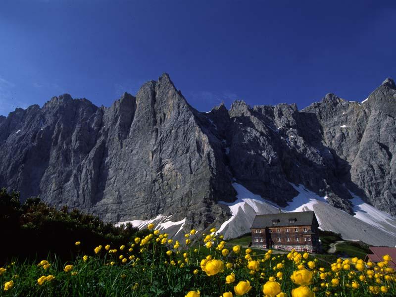 Falkenhütte ©O. Leiner