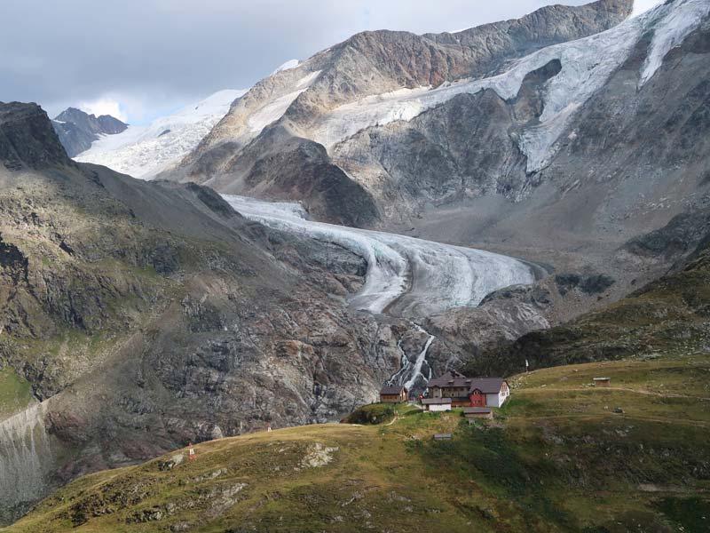 TOP 10 Ruhegebiet Ötztaler Alpen ©Archiv Naturpark Kaunergrat