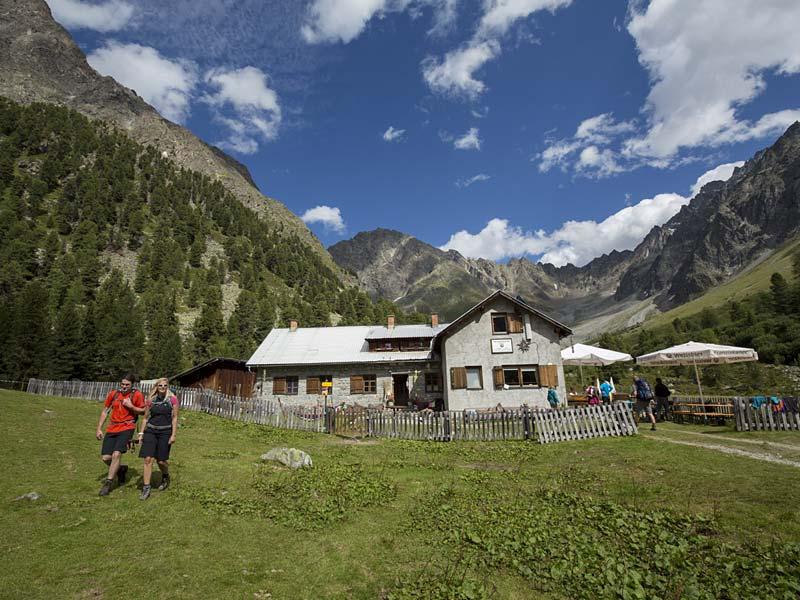 TOP 10 Verpeil ©Archiv Naturpark Kaunergrat