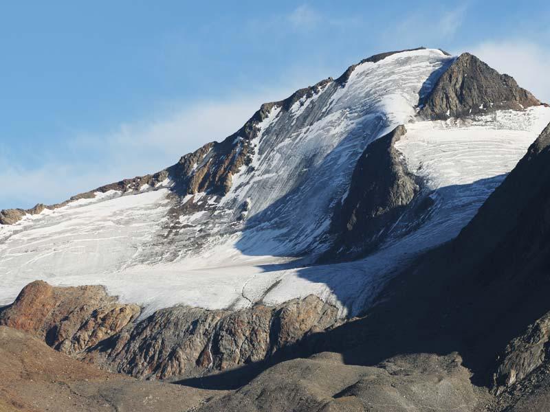Gletscher im Naturpark Ötztal ©Thomas Schmarda